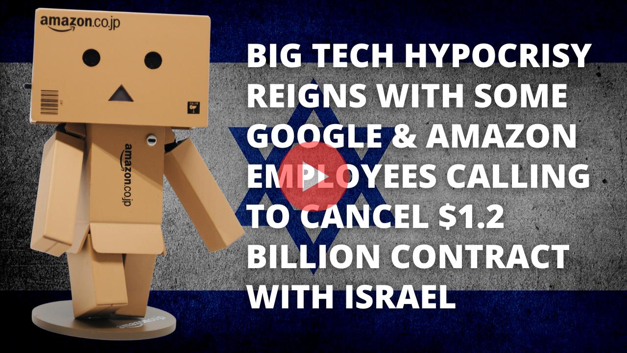 Big tech Hypocrisy